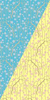 枝垂桜_2色