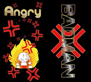 いっちゃん Angry