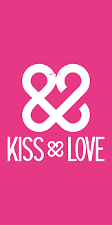 KISS AND LOVE com-wt-pk