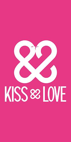 KISS AND LOVE com-wt-pk