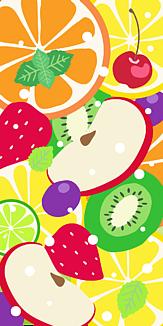FRUIT JAR kiwi
