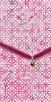 GALA「三重格子」ピンク