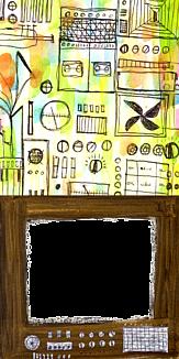 テレビカラー