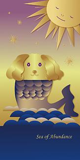 Sea of Abundance-Dog-color