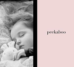 peekaboo(いないいないばぁ)