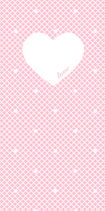 maiheeオリジナルハートロゴケースP×W