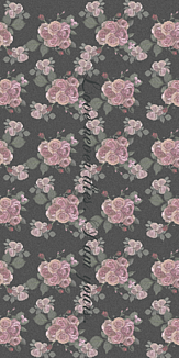 maihee vintage rose (Vintage Black) -case-