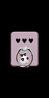 うさ実ちゃんのバンカーリング(Pink)