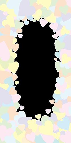 パステルハート01