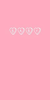 BABY HEART case