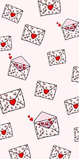 ♡ love in letter ♡