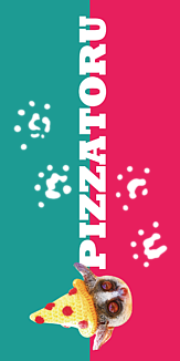 PIZZATORU/ピザトル [足跡]