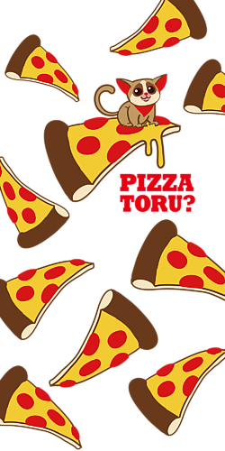 PIZZATORU ON THE PIZZA [クリア]