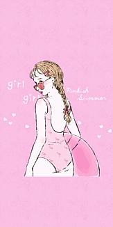 Pinkish Summer