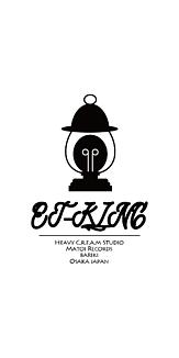 ET-KING モバイルバッテリー【4000mAh】オフィシャルロゴVer