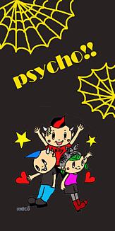 psycho!!billy case