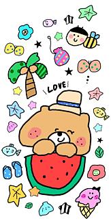 くまちゃんの夏休み