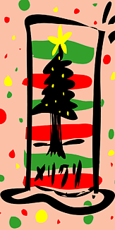 クリスマスハット