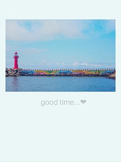 good time...❤︎