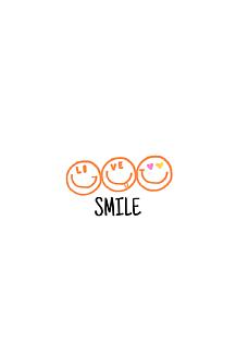 SMILE 橙