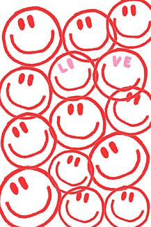 SMILE Love 手帳
