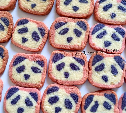 ぱんだのアイスボックスクッキー