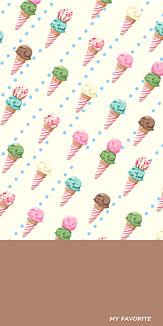 アイスクリームチョコレート♥