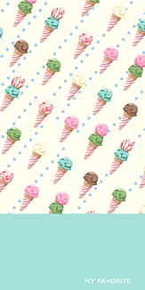 アイスクリームミント♥
