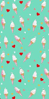 ソフトクリーム♥