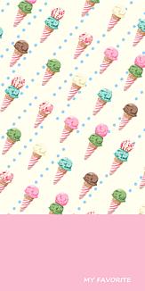 アイスクリームストロベリー♥