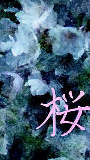 桜〜漢字シリーズ〜