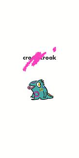 croak-croak?