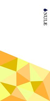 NULE モザイク (Yellow)