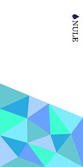 NULE モザイク (Blue)