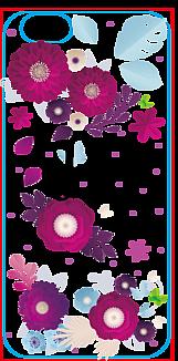 flower イニシャルH