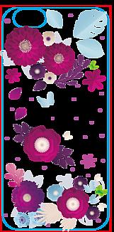 flower イニシャルT
