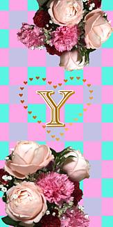 花束♡イニシャル『Y』