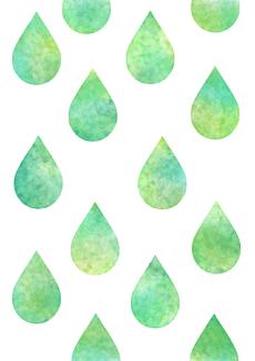 しずく suisai green