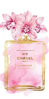 香水瓶×百合