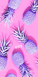 pink×pineapple