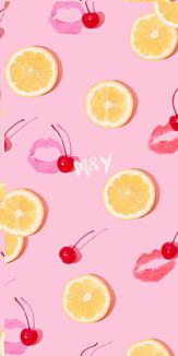 cherry×lip