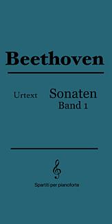 ベートーベン ピアノ楽譜風