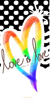 Love is love 愛は愛だ