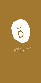 akubi baby(ブラウン)