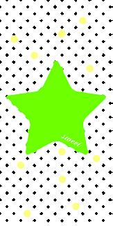 シンプル 星