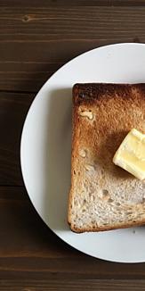 トースト&バター