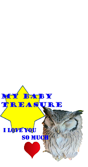 赤ちゃんは宝物♥