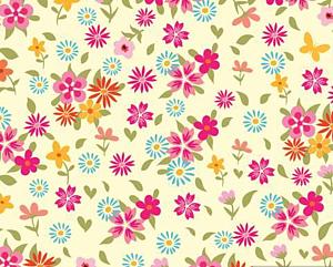 花柄 和柄
