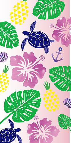 ハワイアン(ピンク)