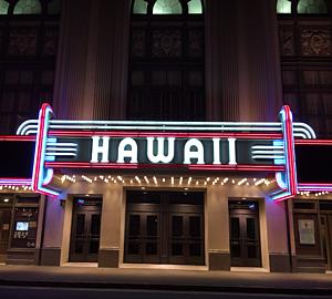 Hawaii【ネオン】(手帳)